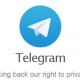 logo van telegram