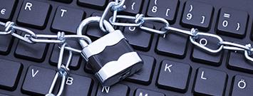 security toetsenbord met slot